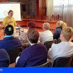 Las auxiliares de Ayuda a Domicilio de San Miguel de Abona participan en talleres de coaching