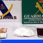 Ocultaba en su vehículo 500 gramos de cocaína en el puerto de Santa Cruz