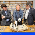 La Colección de Eduardo Westerdahl de incalculable valor para la cultura de Canarias es adquirida por el cabildo