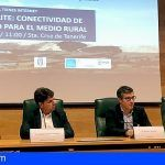 Todos los pueblos de Canarias tendrán acceso a Internet por satélite a 30 Mbps