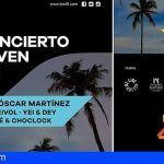 """Piso 21 encabezará el cartel del Concierto Joven """"Los40 de Santiago del Teide"""""""