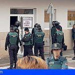 Desalojan 17 familias en San Isidro