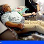 El ICHH presenta a Granadilla de Abona como sede del Día Mundial del Donante de Sangre 2019