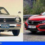 El Honda Civic, camino de las 25 millones de unidades