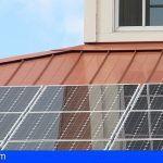 Gran Canaria. Primeras ayudas de 150.000 euros para instalar de energía fotovoltaica en viviendas