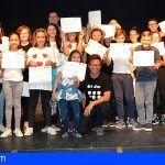 Santiago del Teide. Las escuelas de teatro realizaron su representación final de curso