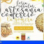 la Feria Insular de Artesanía y Comercio de La Gomera se presenta el próximo 20 de junio