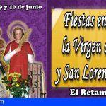 El Retamar se prepara para celebrar las fiestas en honor a la Virgen del Rocío y San Lorenzo Mártir 2018