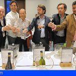 Más de 120 profesionales participan en la segunda edición de la 'Galería de los Vinos de Tenerife'