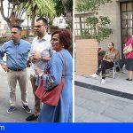 Paralizan el desalojo de 6 familias vulnerables en el edificio Candil de San Isidro