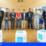 El Cabildo de Tenerife facilita el aprendizaje y el emprendimiento sobre deportes electrónicos a 50 jóvenes