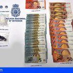Detienen a dos hombres en el Aeropuerto de Tenerife Norte por tráfico de drogas
