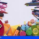 Santiago del Teide abre las ayudas económicas para la adquisición de libros de texto y/o material escolar