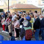 70 mayores visitan San Miguel de Abona por medio del proyecto de dinamización Ansina