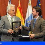 El Cabildo entrega la Medalla de Oro de la Isla a los clubes rotarios de Tenerife