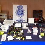 Intervenidos cinco millones de dosis de medicamentos ilegales