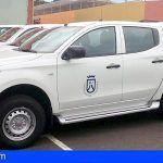Renuevan la flota de vehículos para el transporte de brigadas y agentes forestales de Tenerife