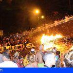 Stgo. del Teide prohíbe las hogueras de San Juan en espacios públicos y playas