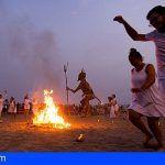 La noche de San Juan adejera se celebrará en Playa Fañabé