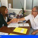 Arona subvenciona el transporte gratuito a los usuarios del centro ocupacional de Orobal