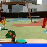 El Ayuntamiento de San Miguel mejora un parque infantil en Las Zocas