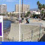 A finales de julio empezará la obra de mejora del paseo marítimo de Los Tarajales