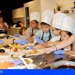 Tenerife. 'Peque Chef Solidario' destinado a promover la lucha contra la desigualdad