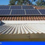 El Cabildo de Gran Canaria financiará hasta la mitad del coste de las placas fotovoltaicas en viviendas