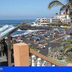 Playa de La Arena, en Santiago del Teide, obtiene de forma ininterrumpida la Bandera Azul durante 31 años