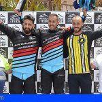 Gabriel Yeray Vargas, vencedor del III Descenso Extremo de Mountain Bike de Santiago del Teide