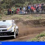 Raúl Capdevila y M. Quintero buscan mucho más rodaje con el Polo N1-Loro Parque