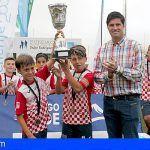 Santiago del Teide. El Real Madrid gana el III Torneo Nacional Alevín de Fútbol-8 Tenerife 2030