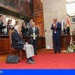 Granadilla reconoce la labor de Antonio Eusebio Martín y Baltasar Gómez