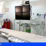 El San Juan de Dios de Tenerife trata el aneurisma de aorta abdominal con una técnica mínimamente invasiva