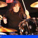 Adeje. Simon Wright, batería durante 7 años en AC/DC, dirigirá este sábado Riff / Raff, tribute to AC/DC en el Magma
