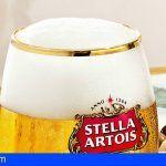 Compañía Cervecera de Canarias elaborará la cerveza internacional Stella Artois