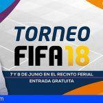 Tenerife. TGX lleva los esports a la feria ExpoDeporte 2018