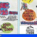 Santiago del Teide. Los alumnos de los talleres artísticos expondrán sus trabajos