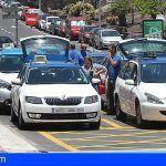 El sector del taxi de Arona defiende la honradez de la mayoría del colectivo