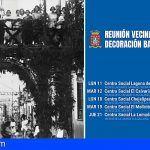 La Gomera. Tecina acoge este lunes el primer encuentro vecinal de cara a las Fiestas Lustrales