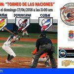 El Torneo «Liga de Las Naciones» se jugará el domingo 17 en Los Abrigos