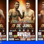 Velada de Boxeo en Los Cristianos el viernes 15 de junio