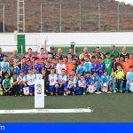 """San Miguel celebró su XIII Torneo de Fútbol en el campo municipal """"Jairo Martín Arzola"""" de Guargacho"""