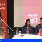 La concejal de Recursos Humanos y Juventud de Arona, nueva secretaria general de Juventudes Socialistas de Tenerife