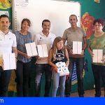 La fundación de Pedrito dona más de una decena de tablets al IES Ichasagua de Los Cristianos