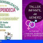 La Gomera. Nuevas actividades para la prevención de la drogodependencia y la lucha contra la violencia de género