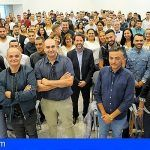 El Cabildo de Tenerife refuerza la empleabilidad de 200 personas desempleadas de la Isla