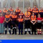 Protección Civil de San Miguel se forman en incendios forestales