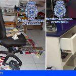 Cuatro detenidos por robo en un bazar del barrio de El Calero en Gran Canaria
