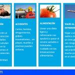Canarias. Sanidad activa la campaña de prevención de la salud en verano a través de veranosaludable.org